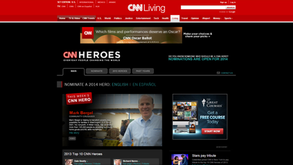 CNN hero copy